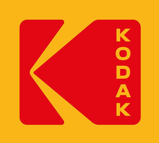 Logo marki Kodak