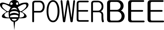 Logo marki Powerbee