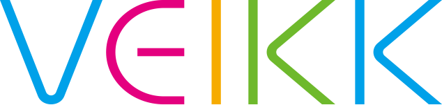 Logo marki Veikk