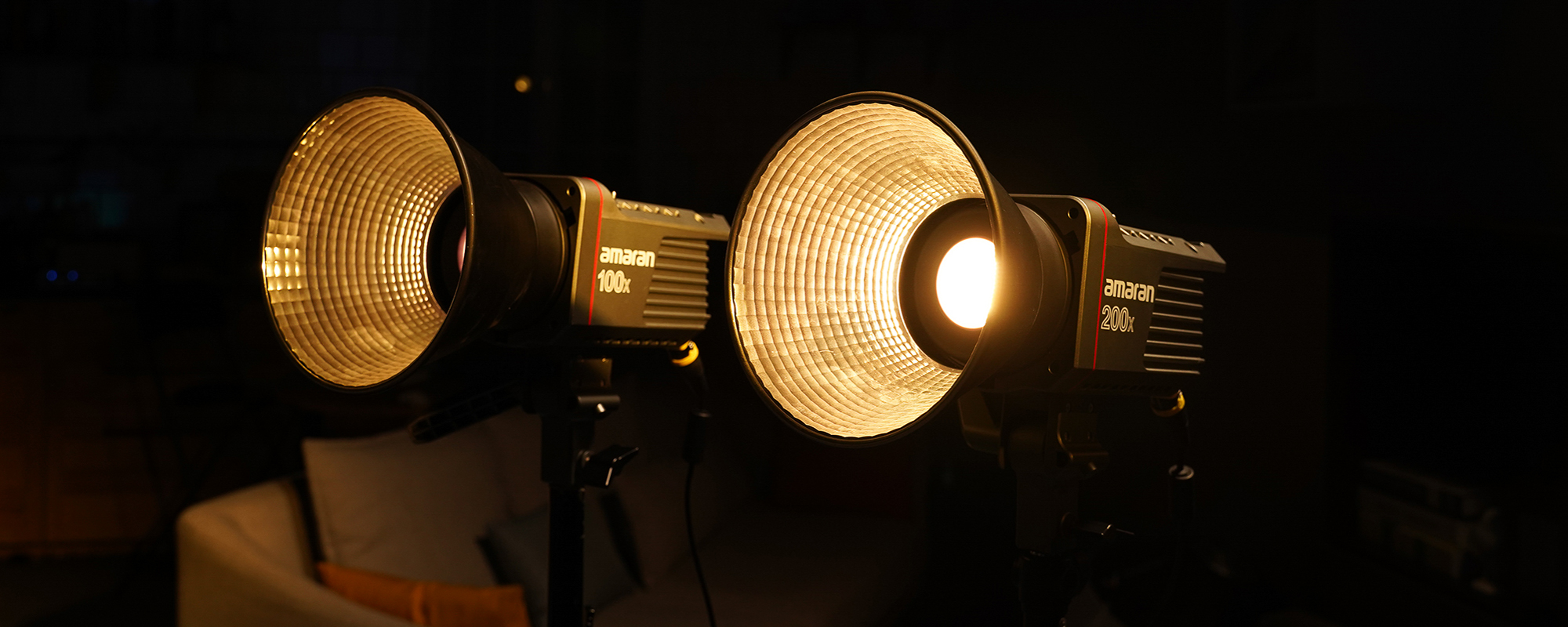 Lampa LED Amaran 100d - FX