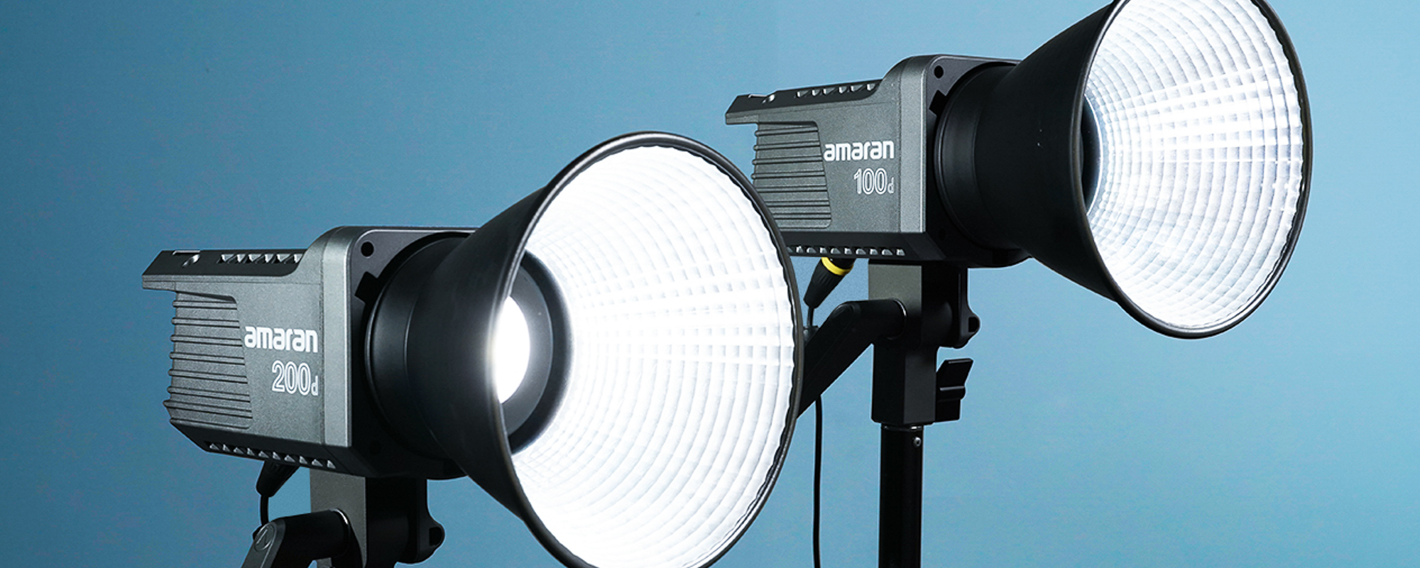 Lampa LED Amaran 100d - Dzienna temperatura barowa