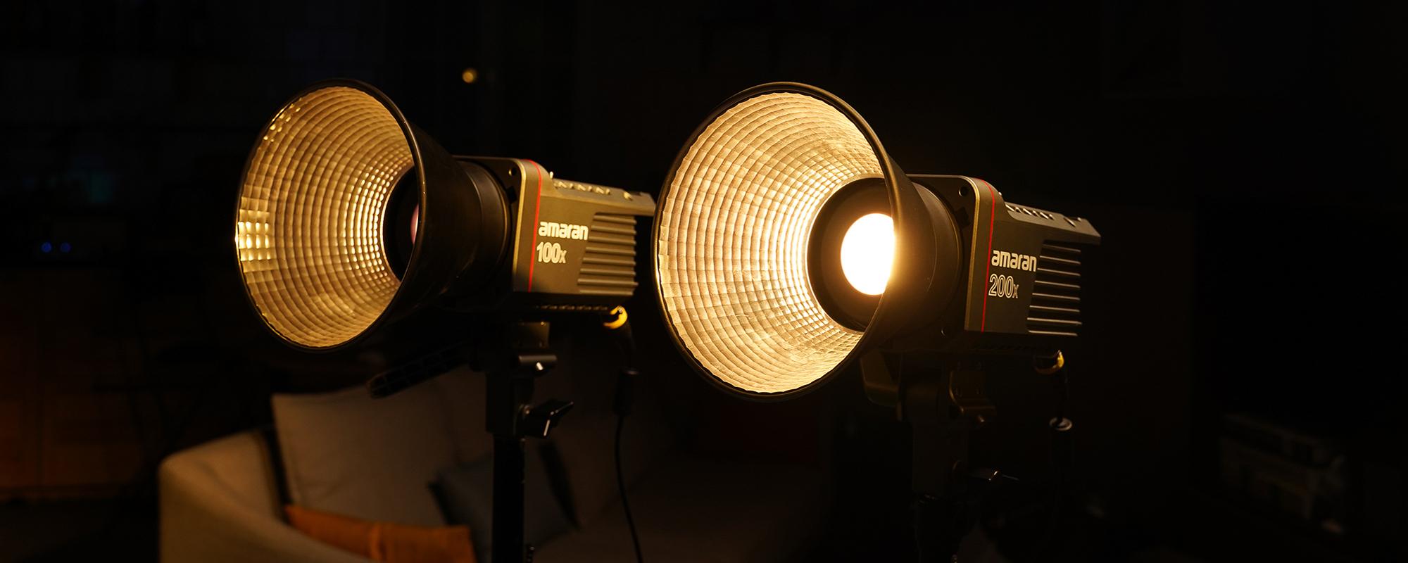 Lampa LED Amaran 100x - FX