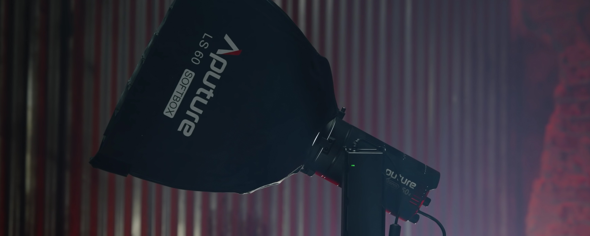 softbox LS 60 do lampy LED Aputure Light Storm LS 60d i LS 60x