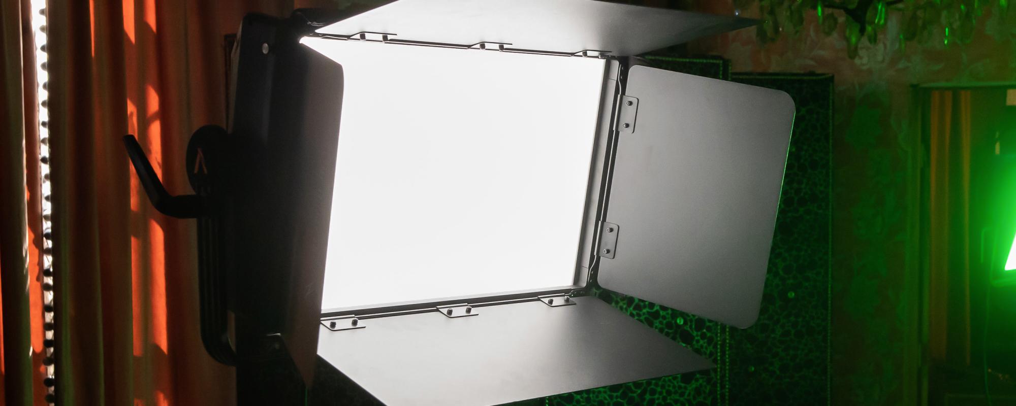 Wrota Aputure Nova Barn Doors - kontrolna nad światłem