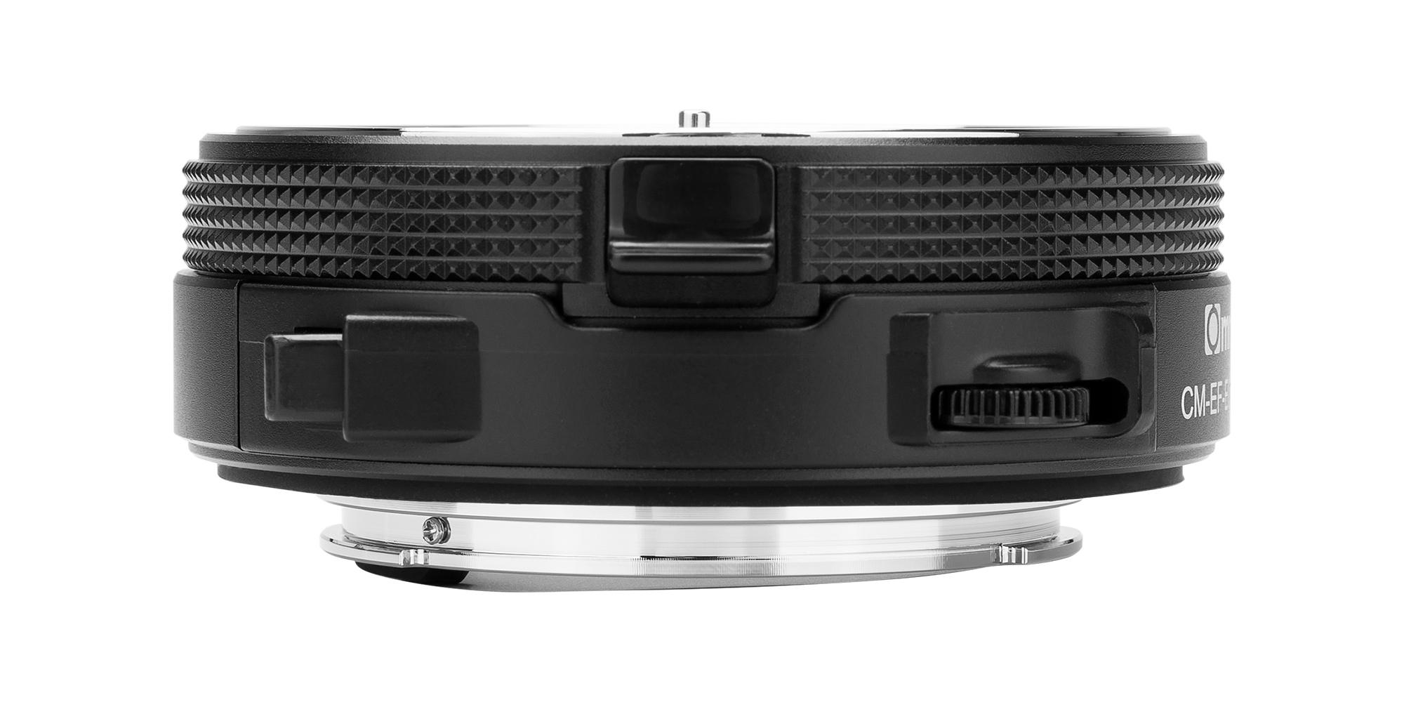 Adapter bagnetowy Commlite CM-EF-EOSR VCPL
