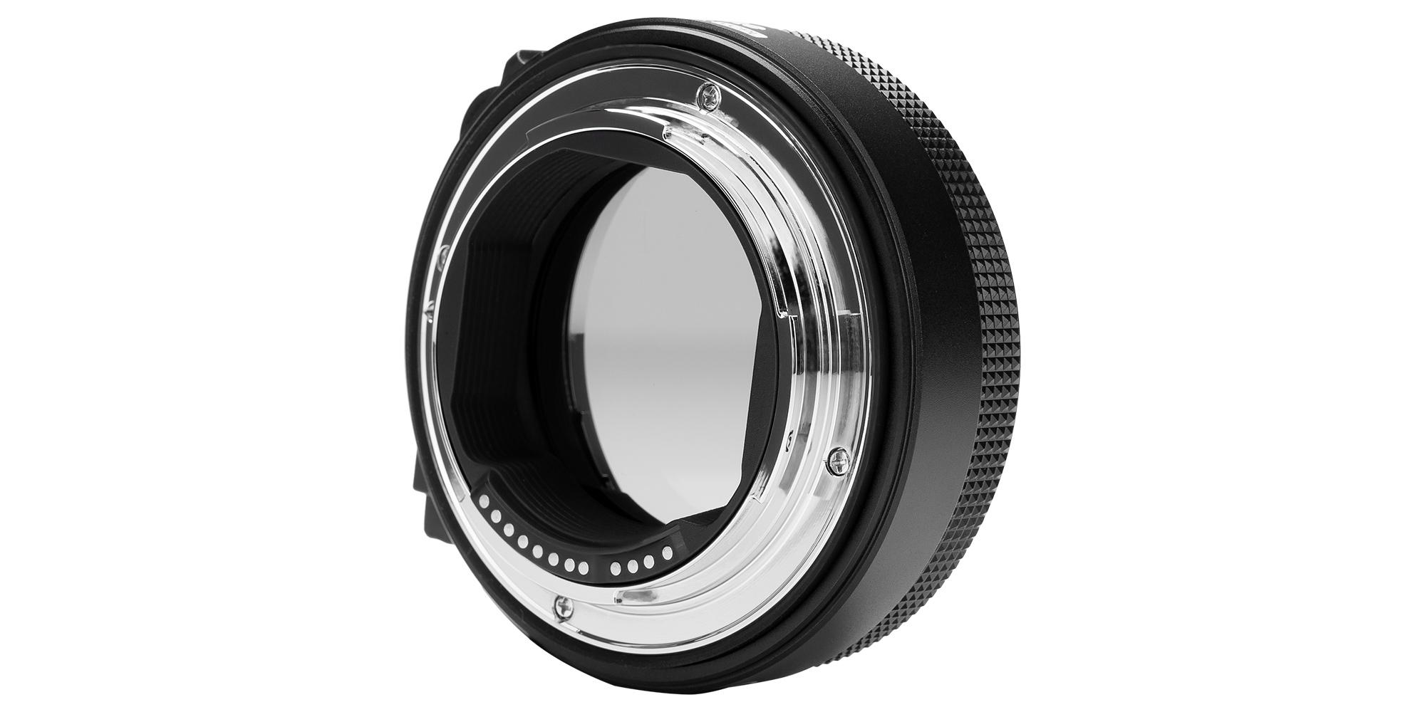 Adapter bagnetowy Commlite CM-EF-EOSR VND - mocowanie na korpus Canon RF