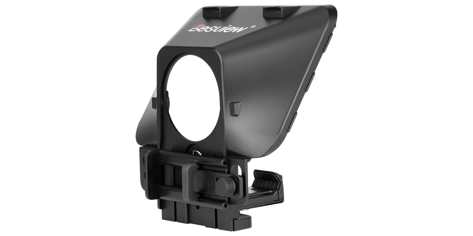 Teleprompter Desview T3 - Montaż dodatkowych akcesoriów