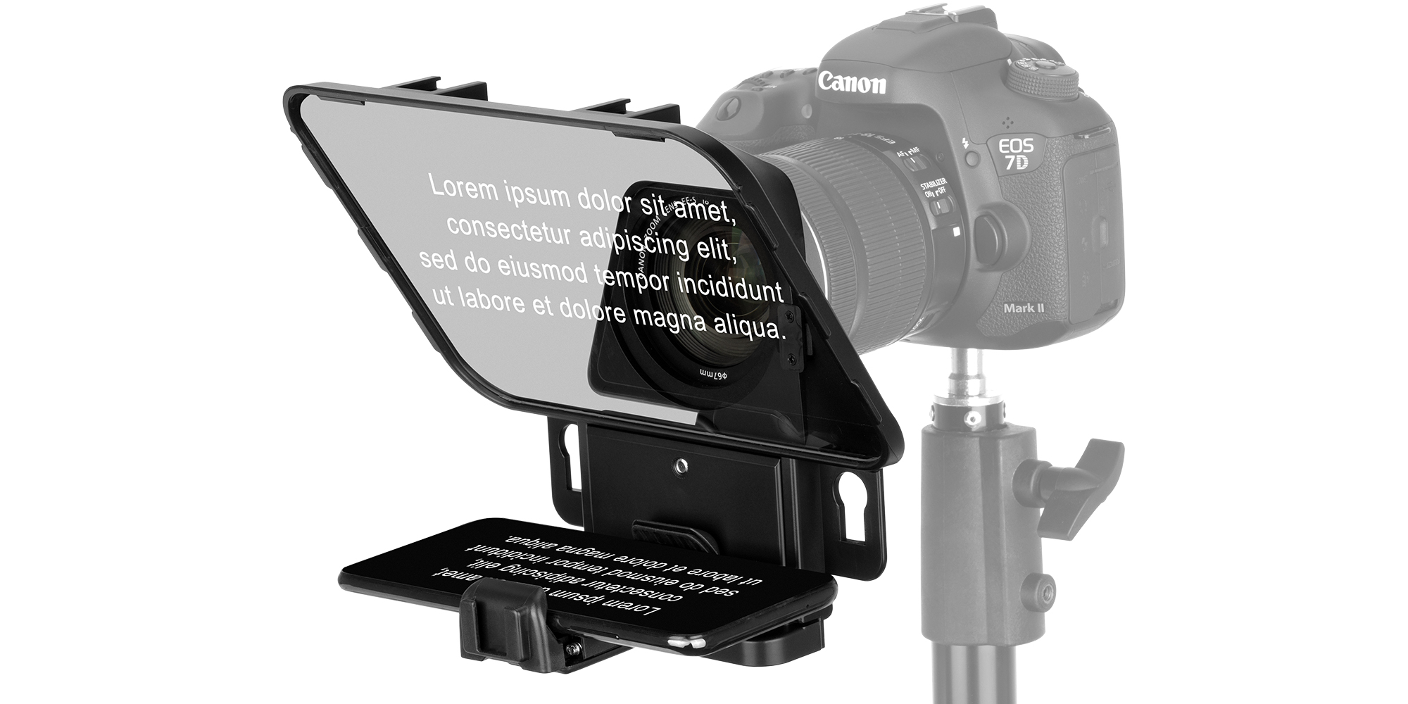 Teleprompter Desview T3