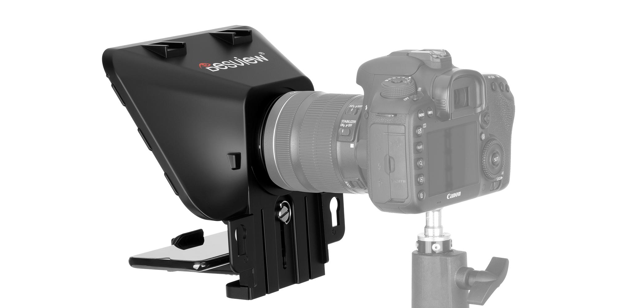 Teleprompter Desview T3 - Wysoka jakość obrazu