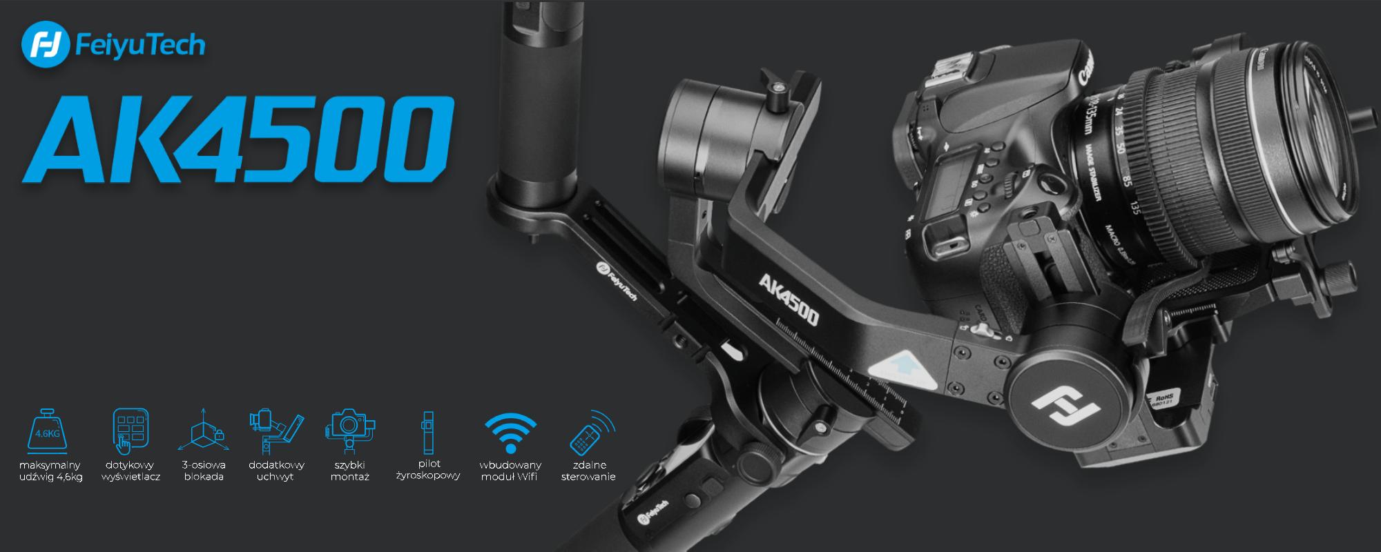 Grafika - Gimbal ręczny FeiyuTech AK4500 Standard Kit do aparatółw VDSLR i kamer_01.jpg