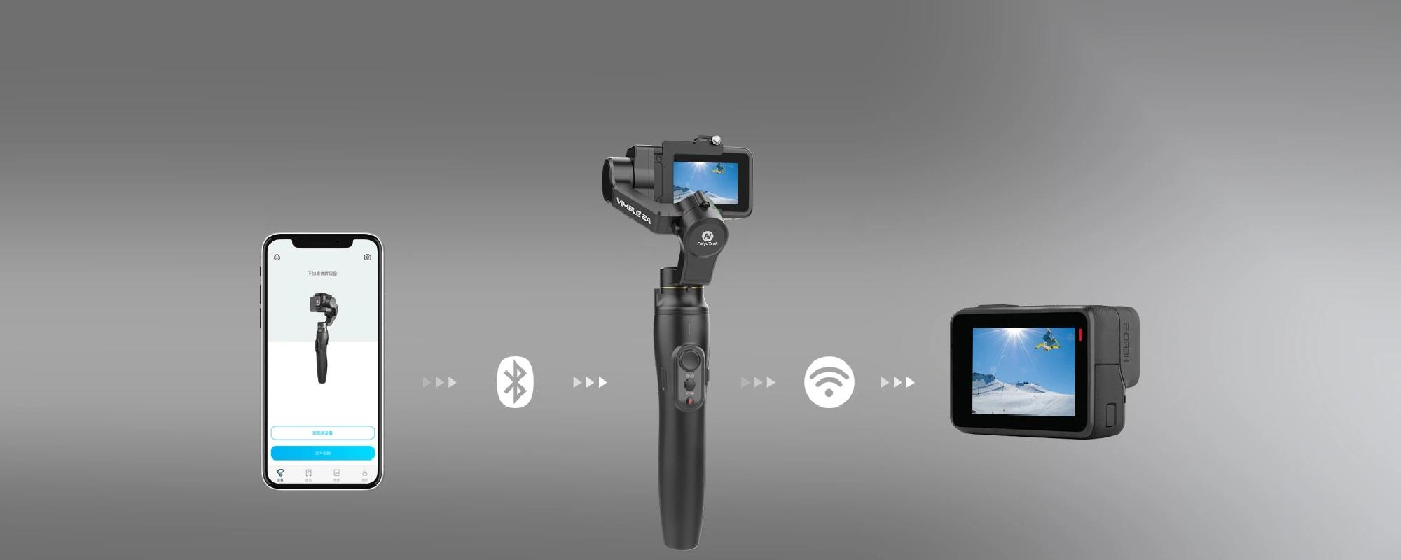 Grafika - Gimbal ręczny FeiyuTech Vimble 2A do kamer sportowych_04.jpg