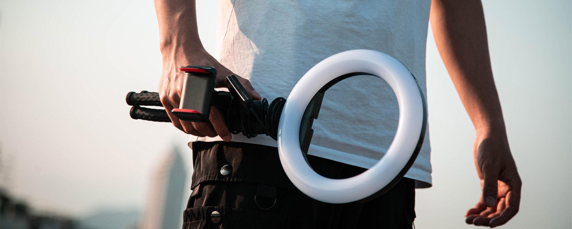 Grafika - Statyw elastyczny Fotopro Alien Pod (RM-80 + KII + SJ-86 + GA-1) - czarny_03.jpg