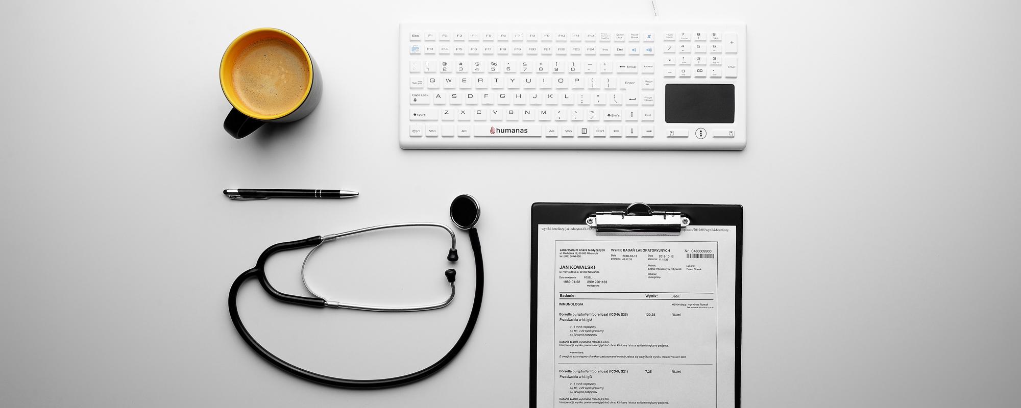 Idealna do gabinetów lekarskich, recepcji czy hoteli