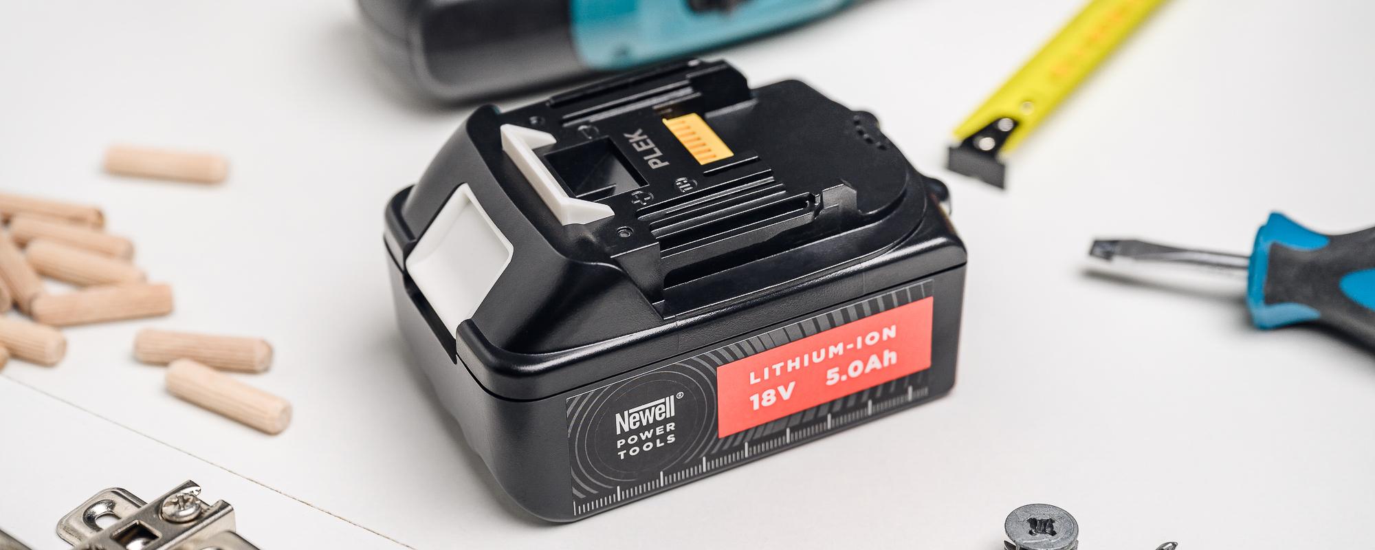 Akumulator Newell zamiennik BL1850