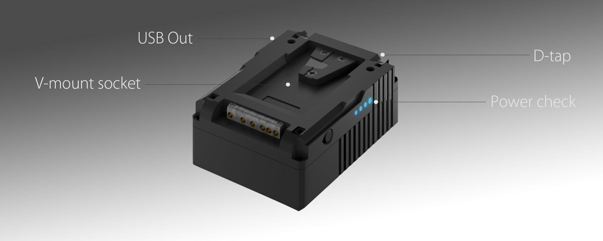 Grafika - Lampa LED Newell RGB-W Rangha