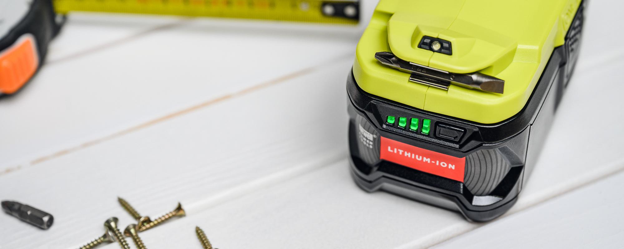 Akumulator RB18L50 na blacie