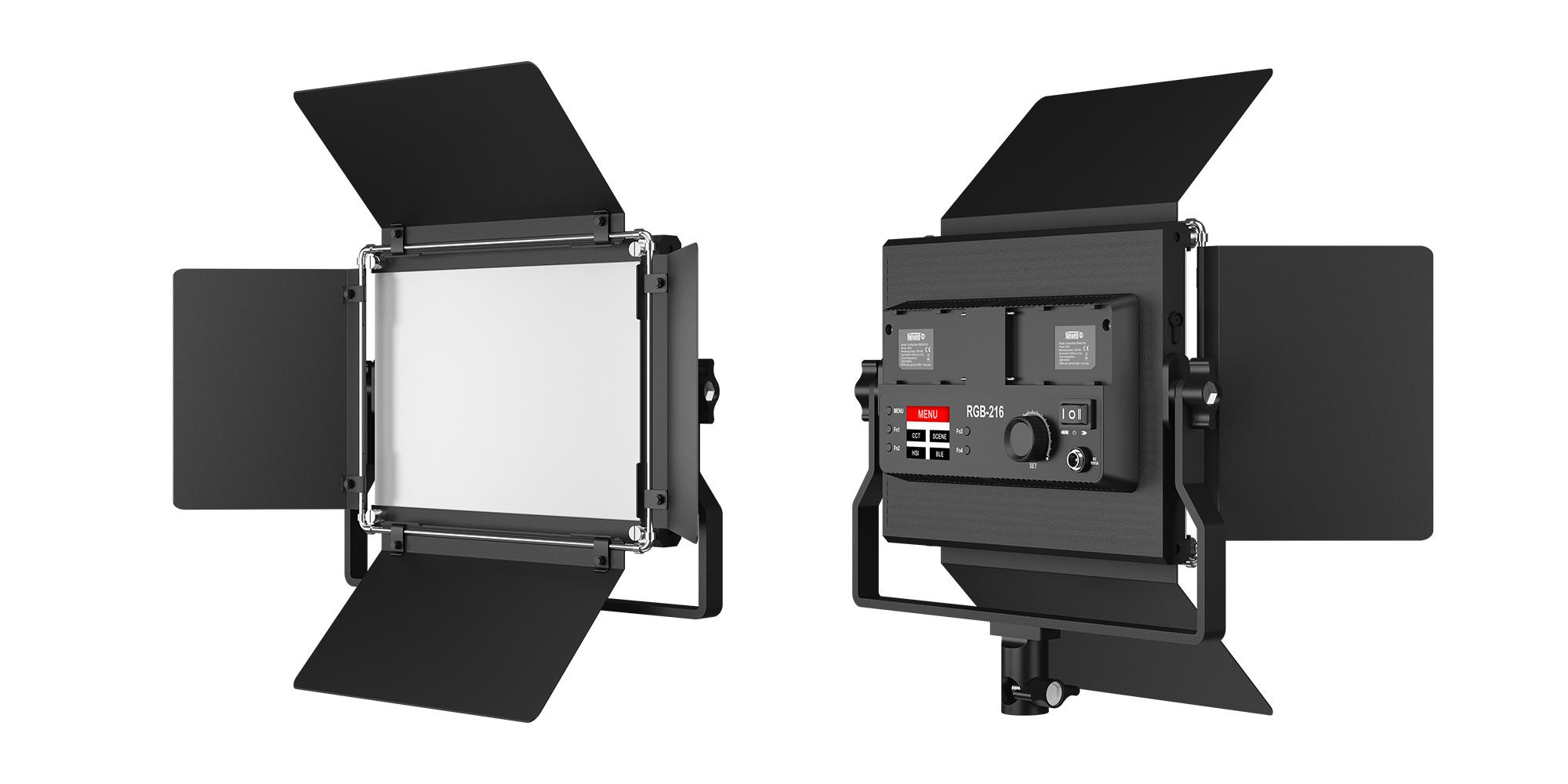 Lampa LED Newell RGB Vividha Max