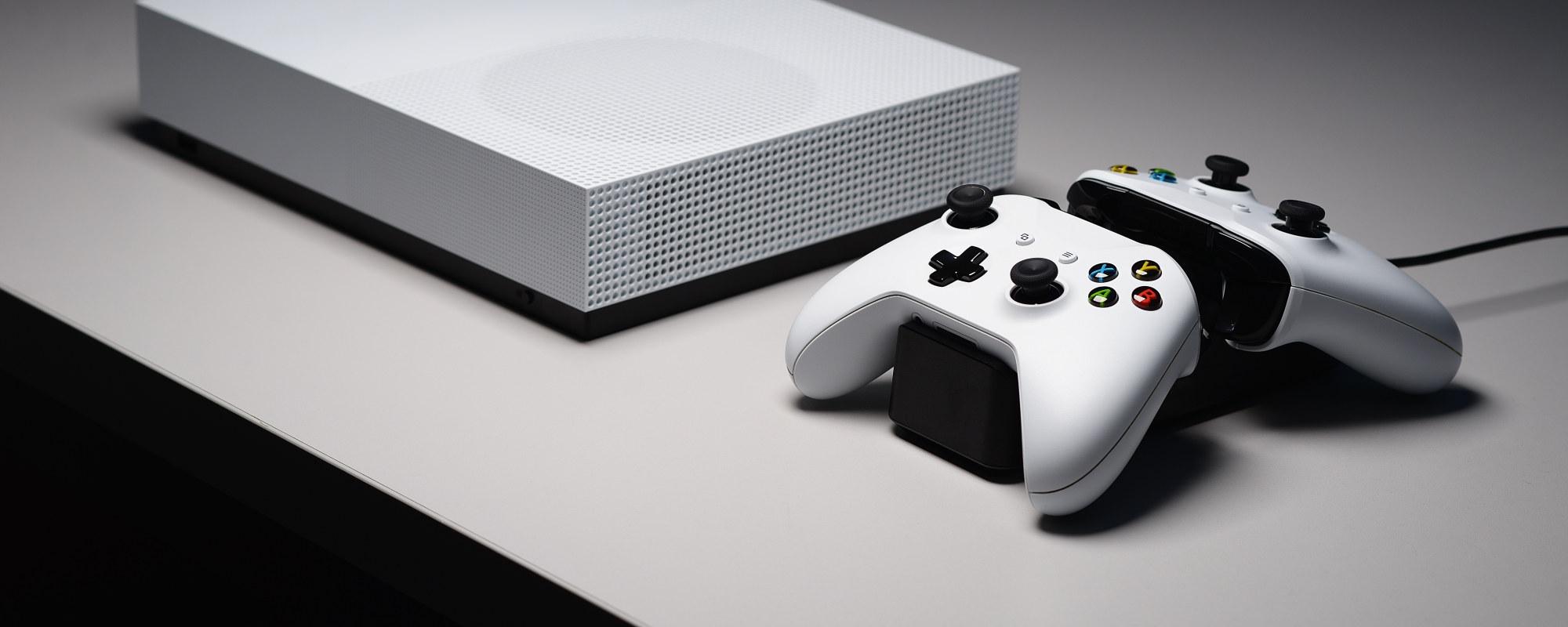 Newell zestaw akumulator i ładowarka do Xbox