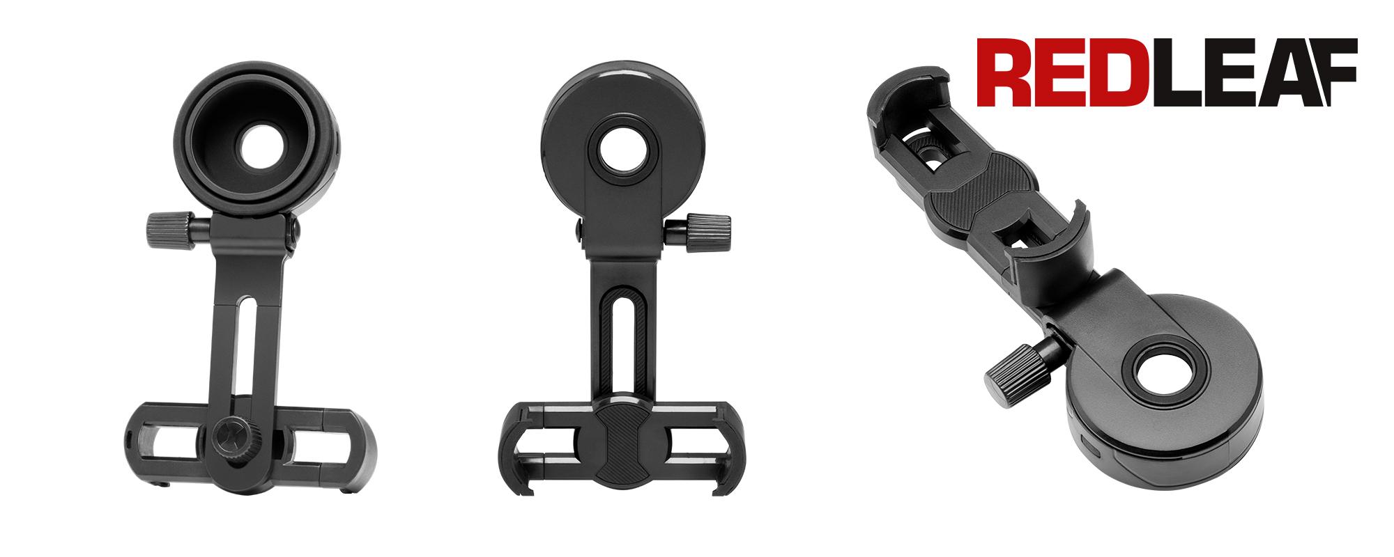 Grafika - Adapter Redleaf SOM-2 do montażu smartfonów na lunetach, teleskopach i mikroskopach_04.jpg