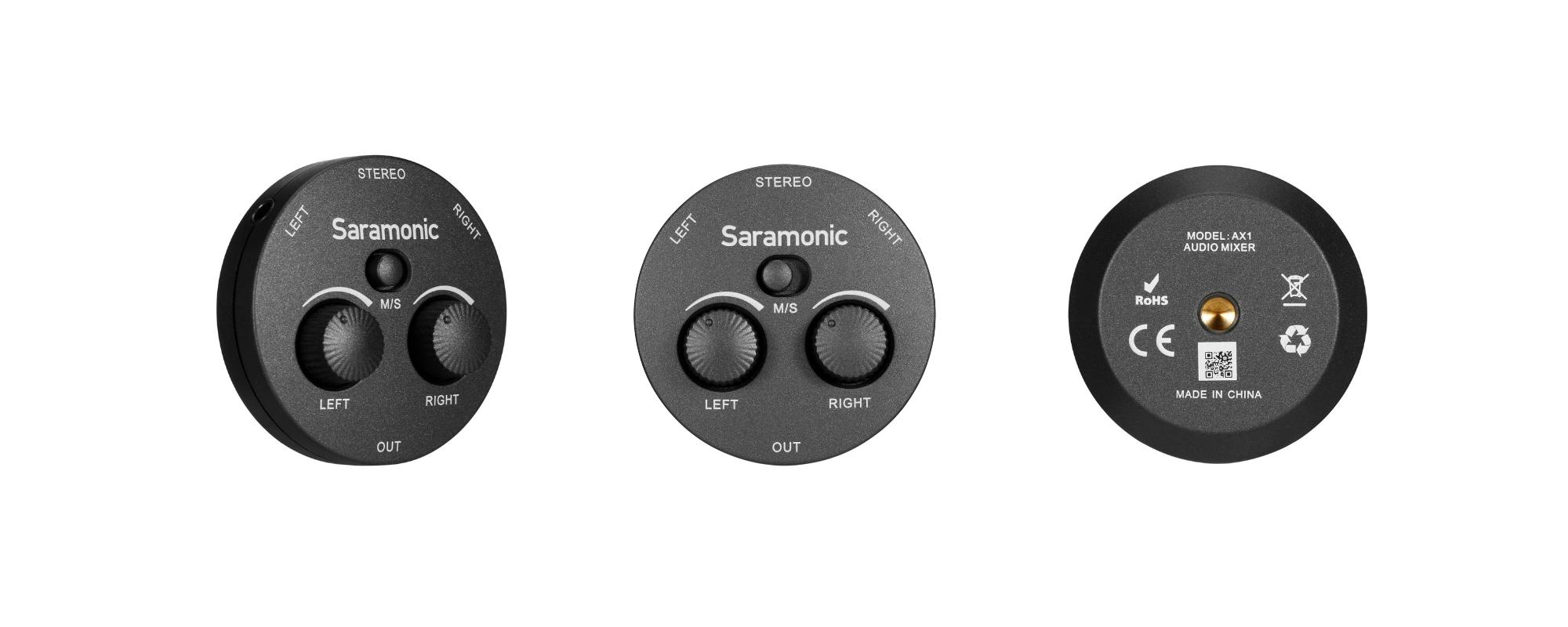 Zestaw bezprzewodowy Saramonic Blink500 Pro B1 (RX + TX)