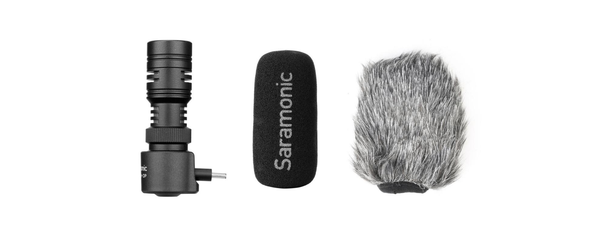 Mikrofon pojemnościowy do DJI Osmo Pocket