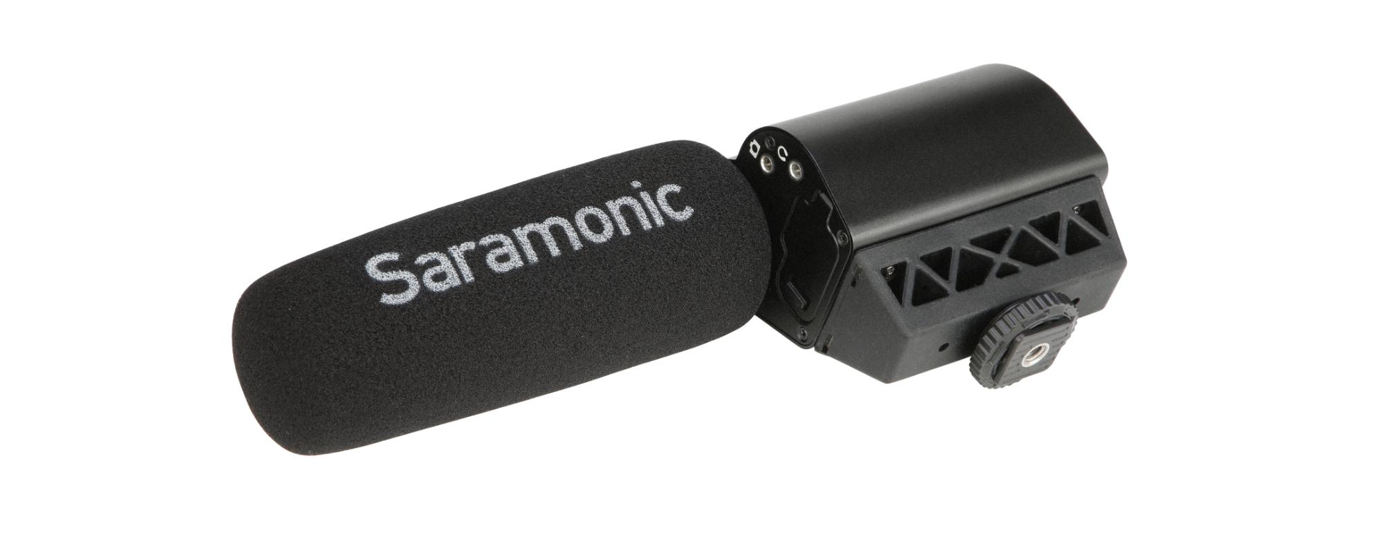 Mikrofon pojemnościowy Saramonic Vmic Pro Mark  II do aparatów i kamer