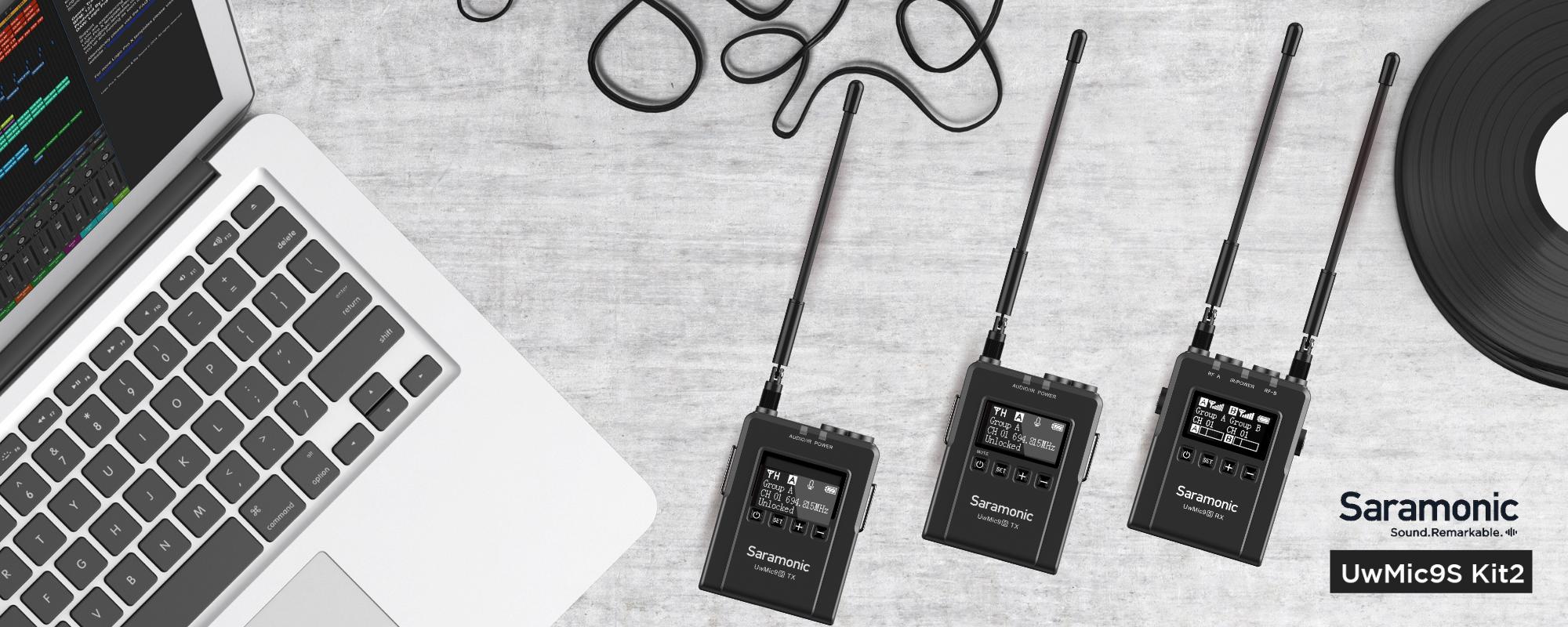 Saramonic Blink500 Pro B1 Wireless Kit (RX + TX)