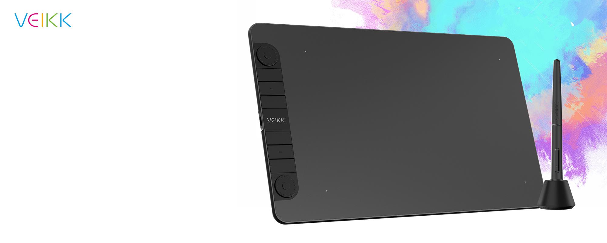 Veikk VK1060 Pro Graphics Tablet