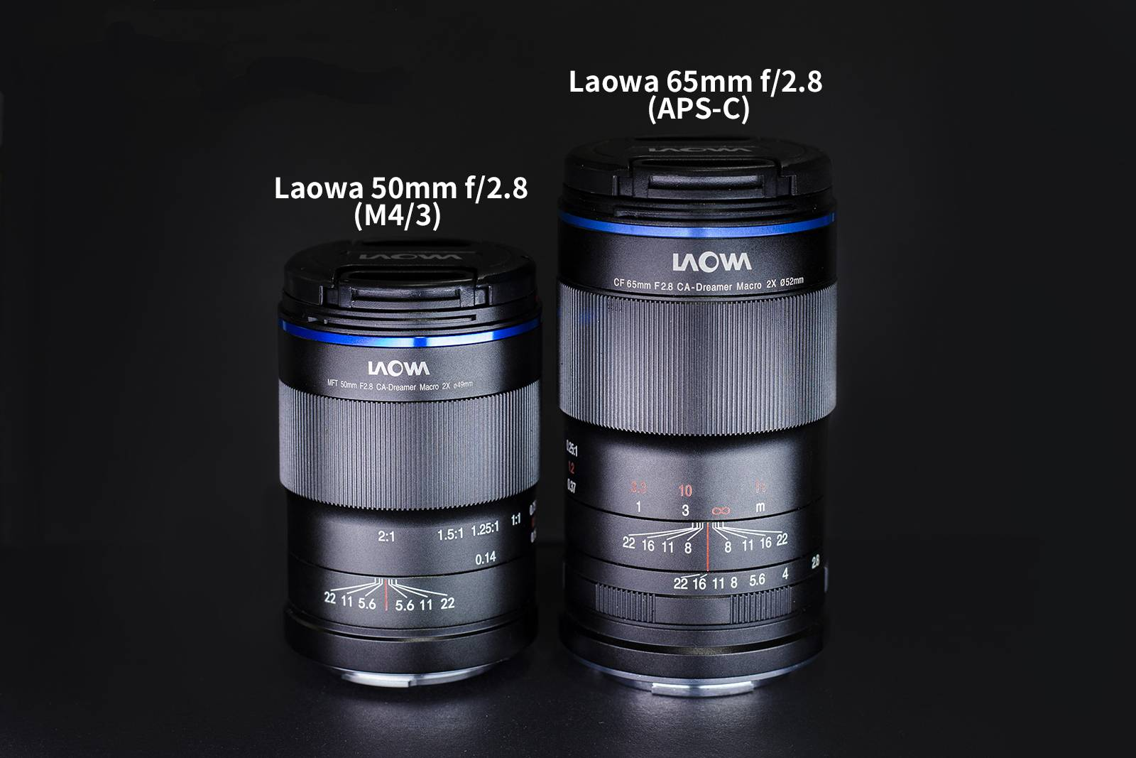 Obiektyw Venus Optics Laowa 50 mm f/2,8 do Micro 4/3