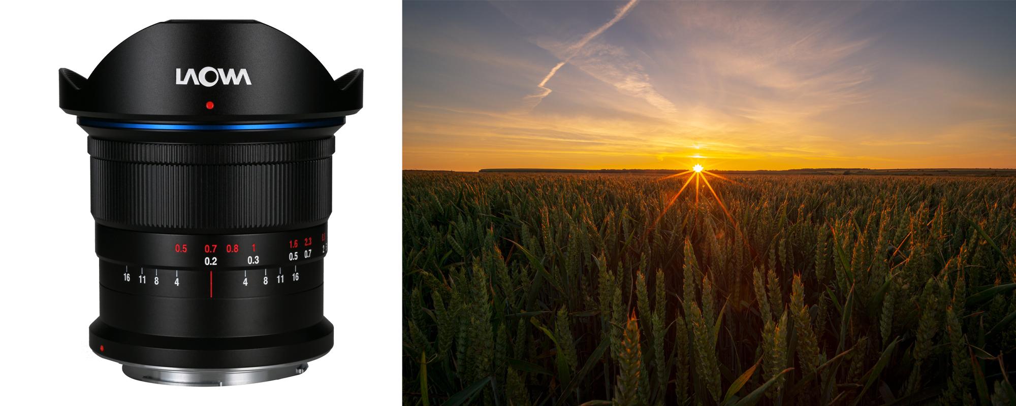 Obiektyw Venus Optics Laowa C&D-Dreamer 14 mm do Nikon F