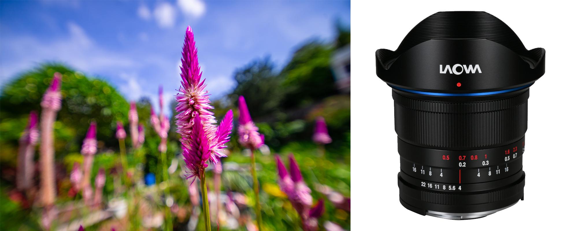 Obiektyw Venus Optics Laowa C&D-Dreamer 14 mm do Canon EF