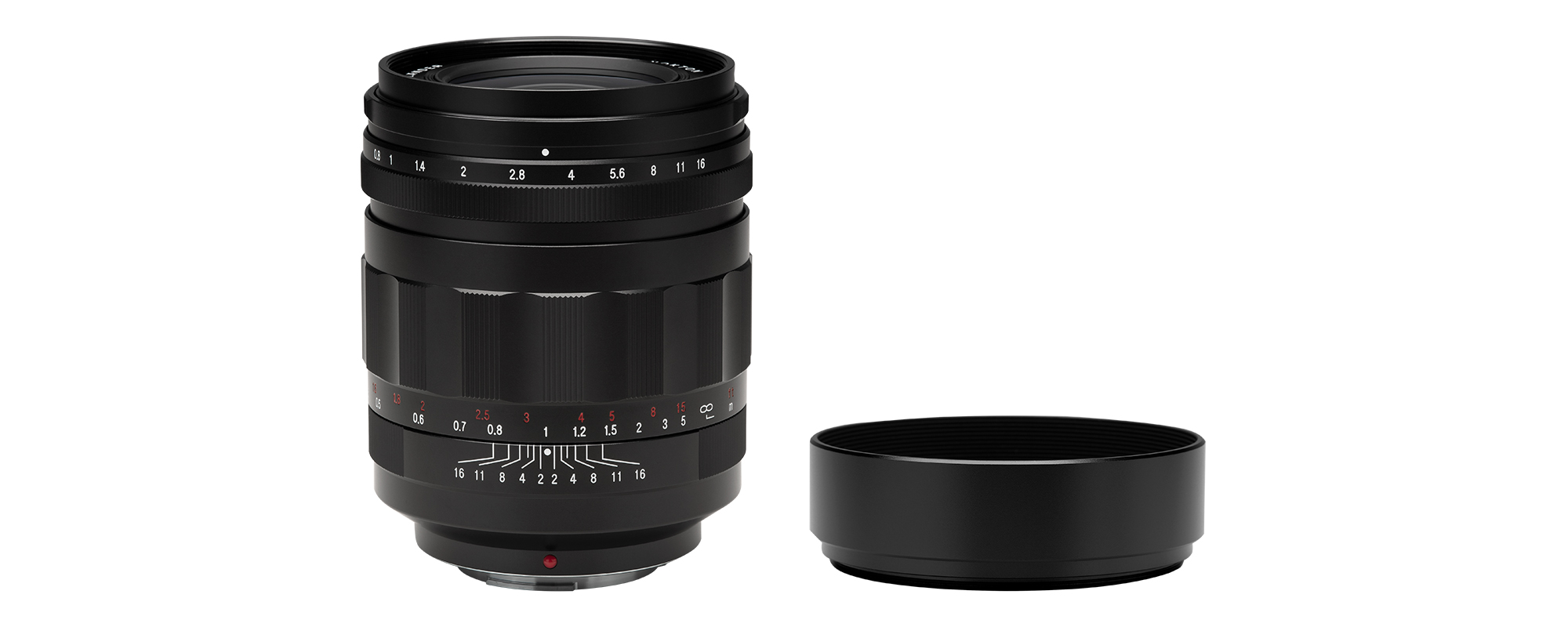 Voigtlander Super Nokton 29mm f/0.8 lens for Micro 4/3