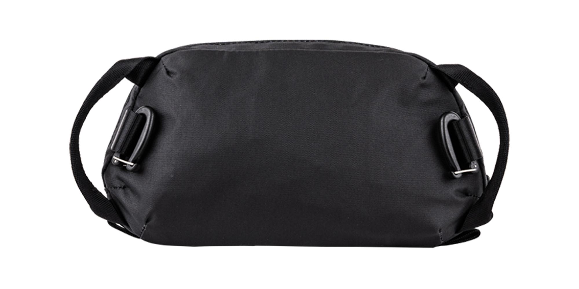 Wandrd Toiletry Bag Medium - back of bag