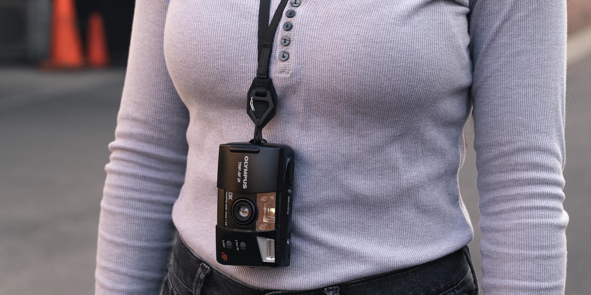Wandrd Neck Camera Strap - Don't miss important moments