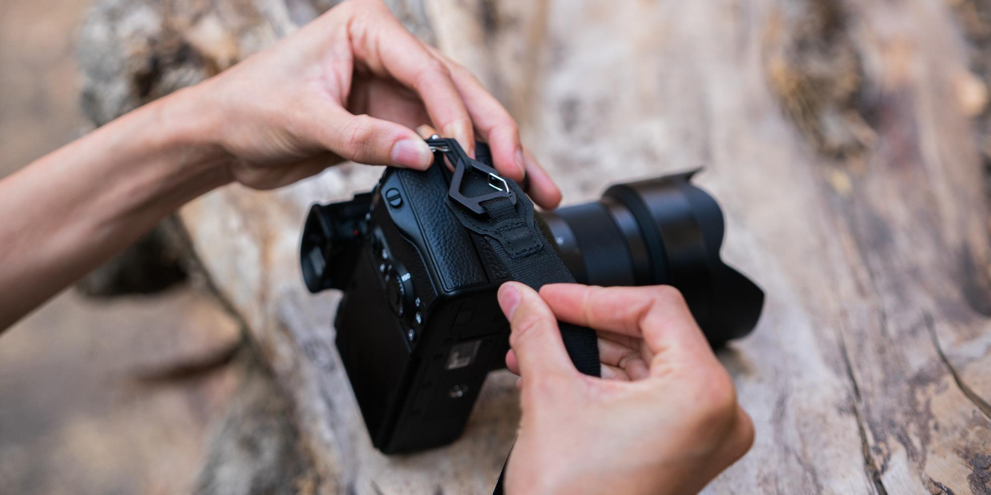 Wandrd Camera Wrist Strap - Lifting capacity up to 34kg!