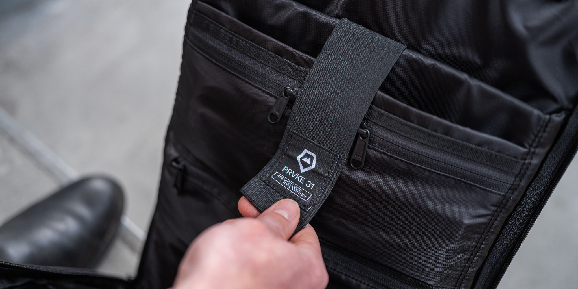 Wandrd All-new Prvke 21 Backpack - Tailored to Your Needs
