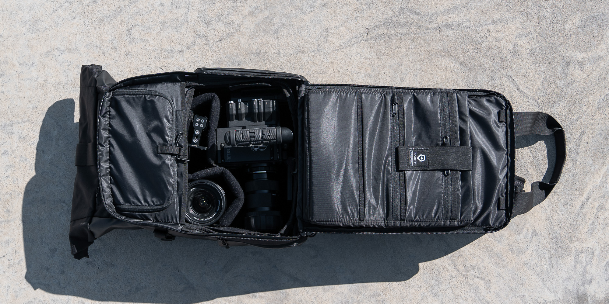 Wandrd All-new Prvke 41 Backpack - Photographer's Essentials