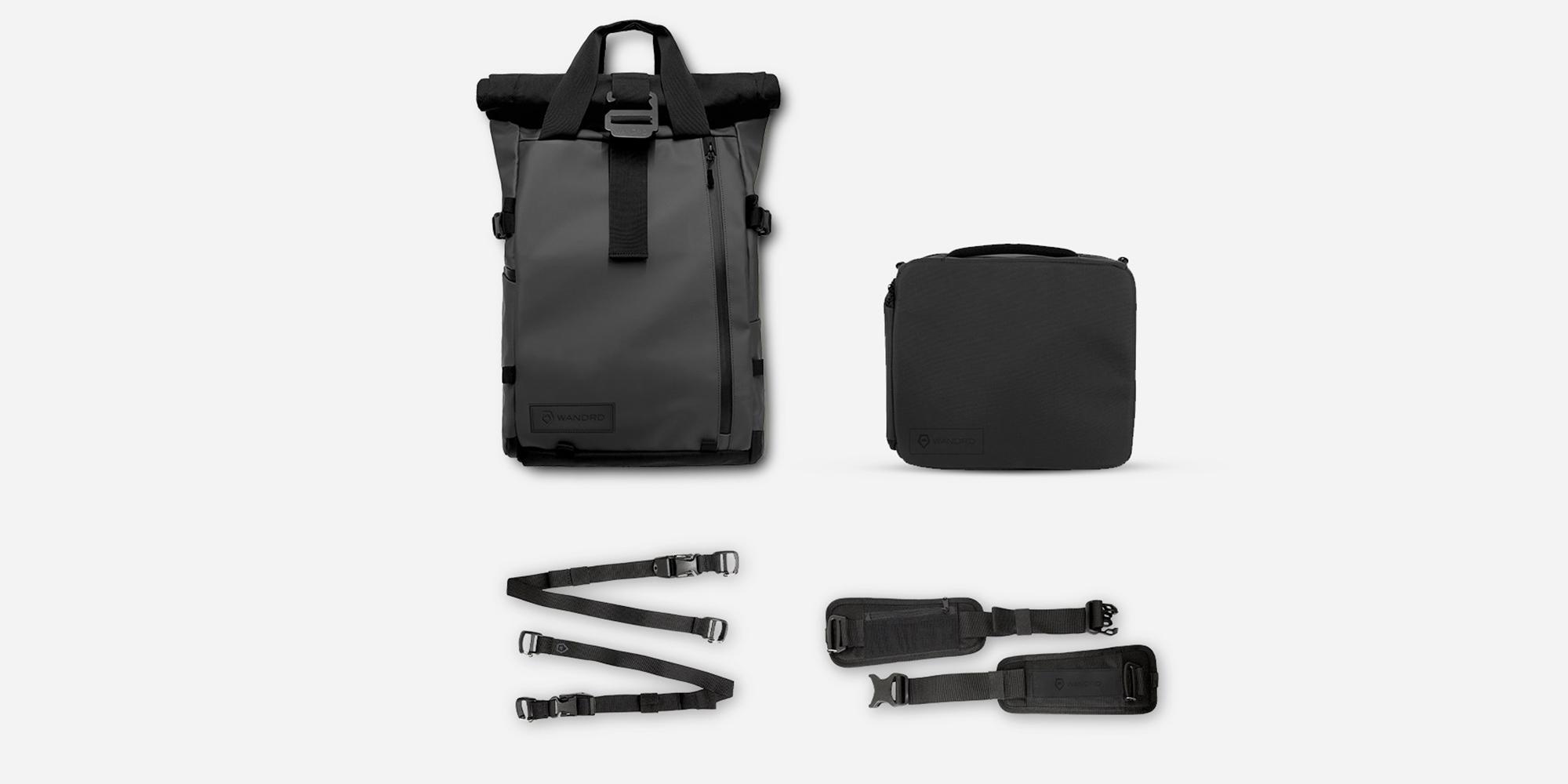Wandrd All-new Prvke 21 Photo Bundle Essential Backpack