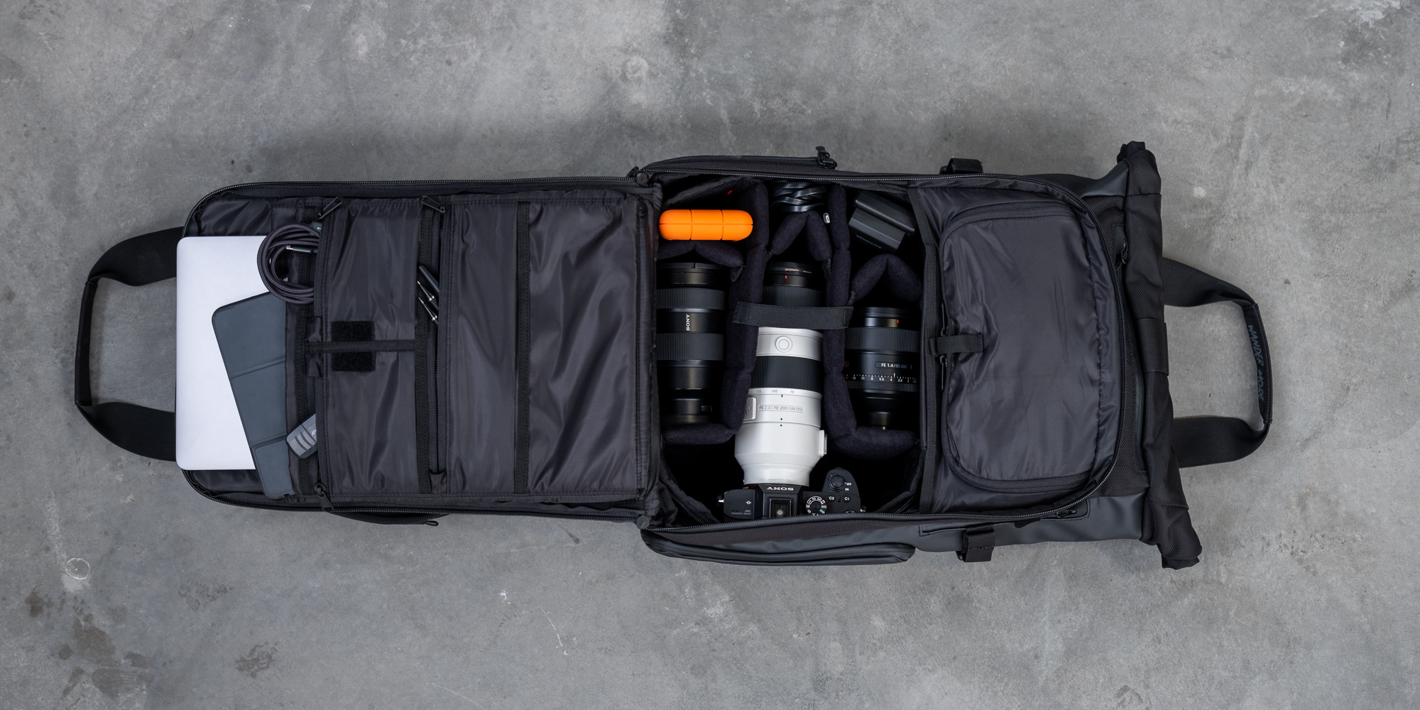 Wandrd All-new Prvke 21 Photo Bundle Backpack Essential - Photo Bundle means even more possibilities
