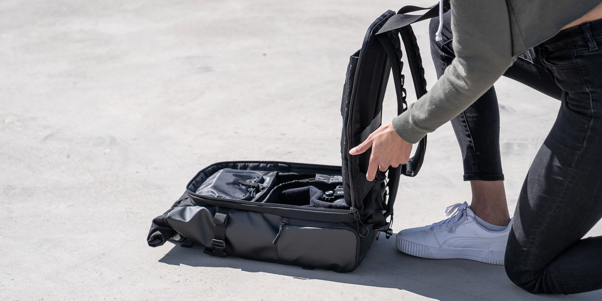 Wandrd All-new Prvke 21 Photo Bundle Essential Backpack - For Photographers and Filmmakers