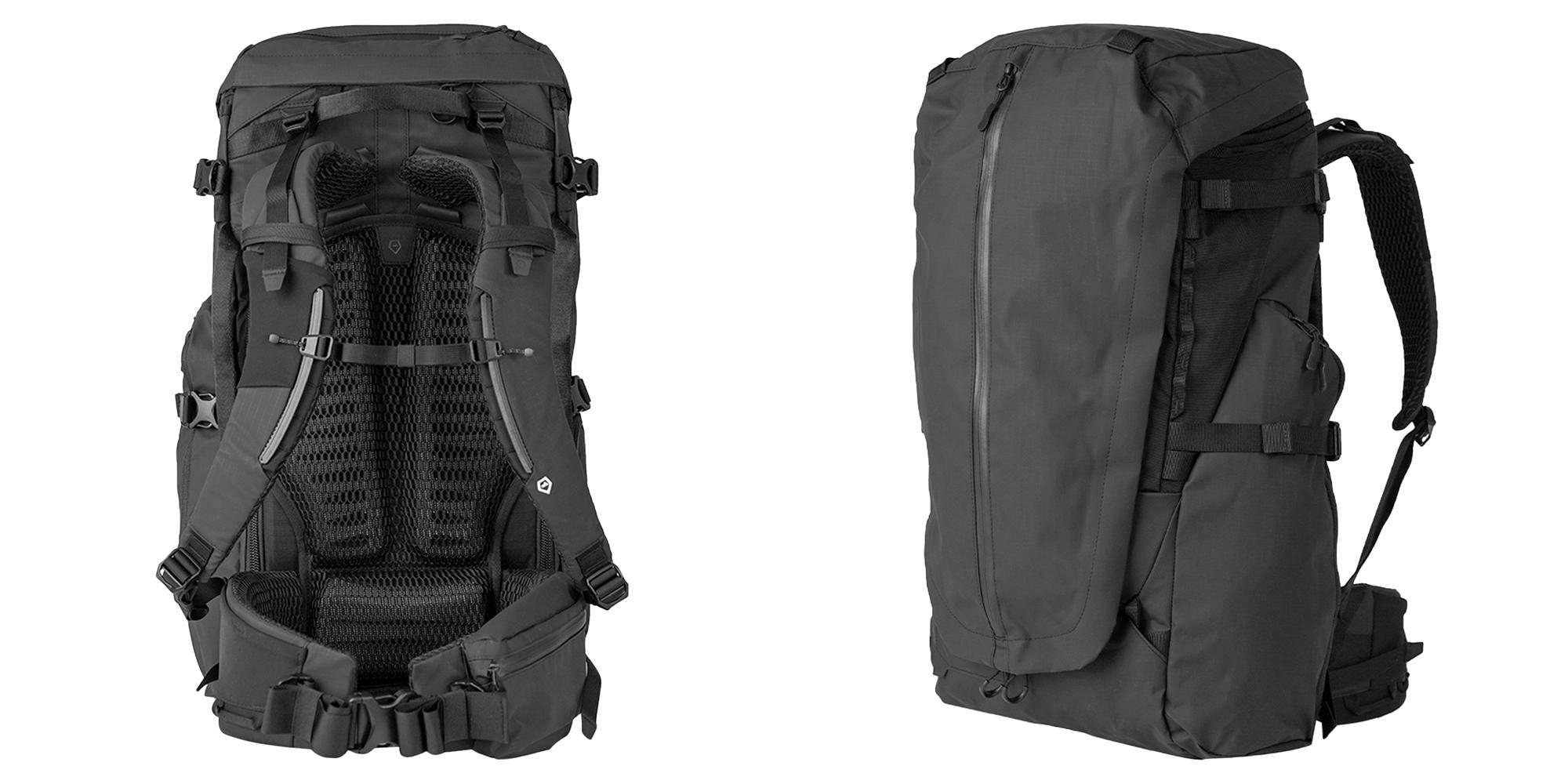 Wandrd Fernweh Trekking Backpack - Comfort and convenience