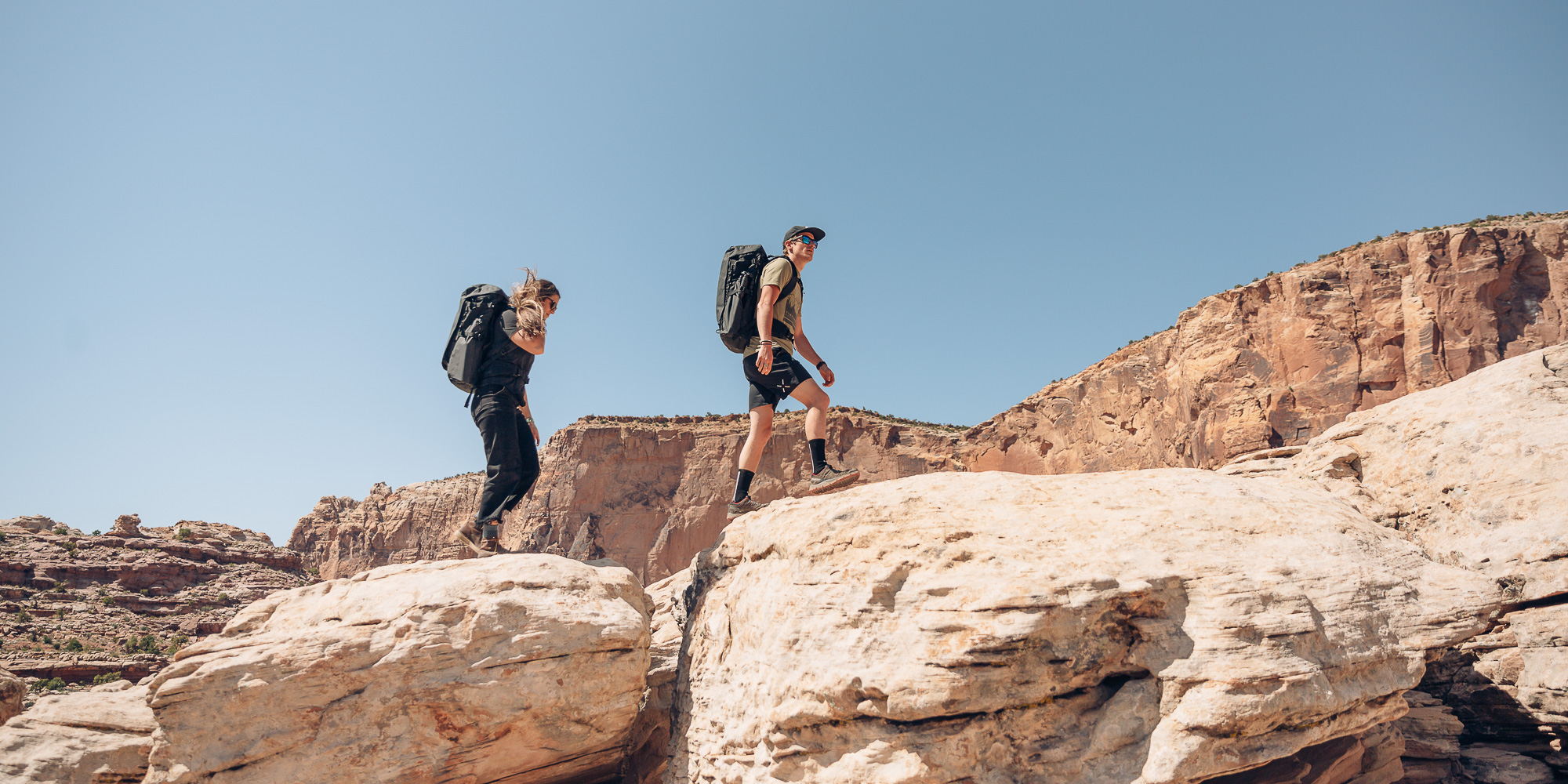 Plecak trekkingowy Wandrd Fernweh