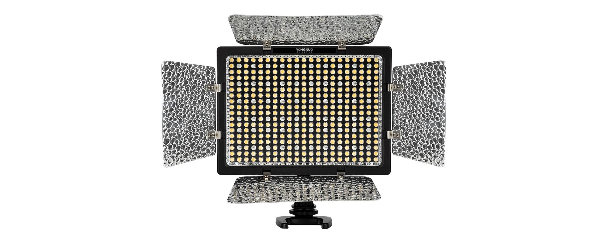 Lampa LED Yongnuo YN300 IV - RGB, WB (3200 K - 5600 K)