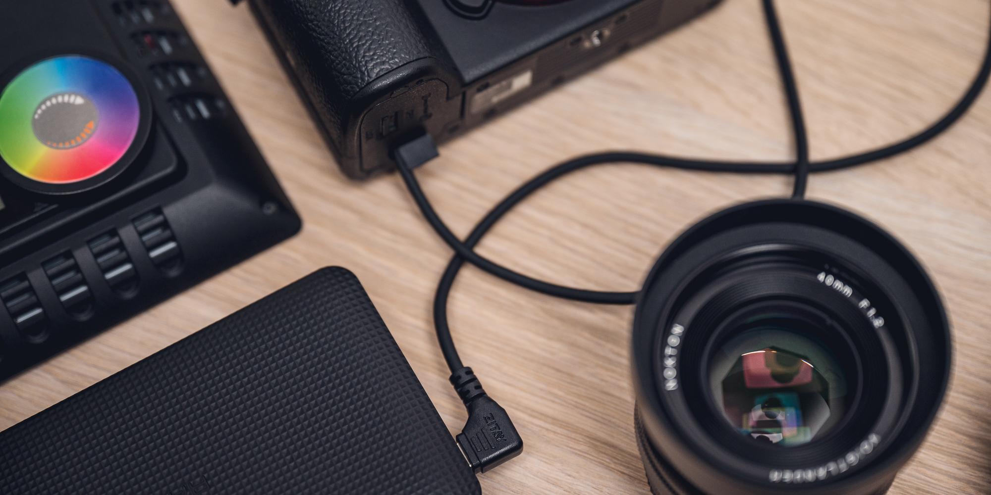 Adapter zasilania Zitay USB do NP-FZ100 - Wtyczka USB, która zawsze pasuje!
