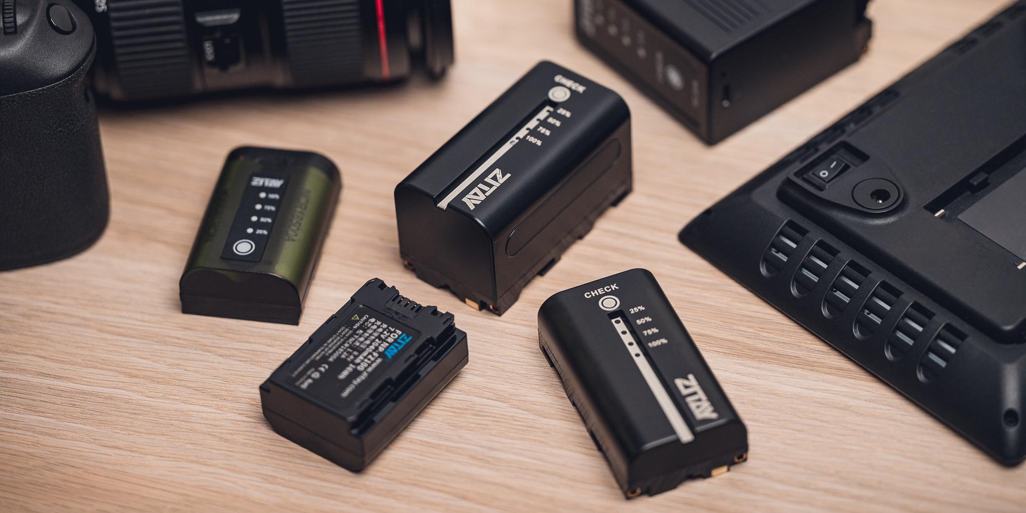 Akumulator Zitay zamiennik LP-E6 - Bezpieczny i niezawodny