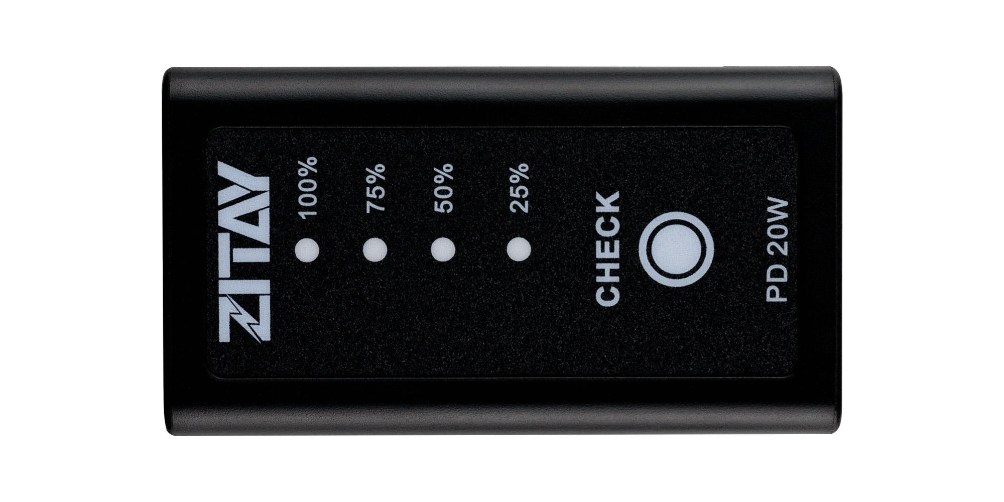 Akumulator Zitay zamiennik NP-F970 - Akumulator zamiast power banku