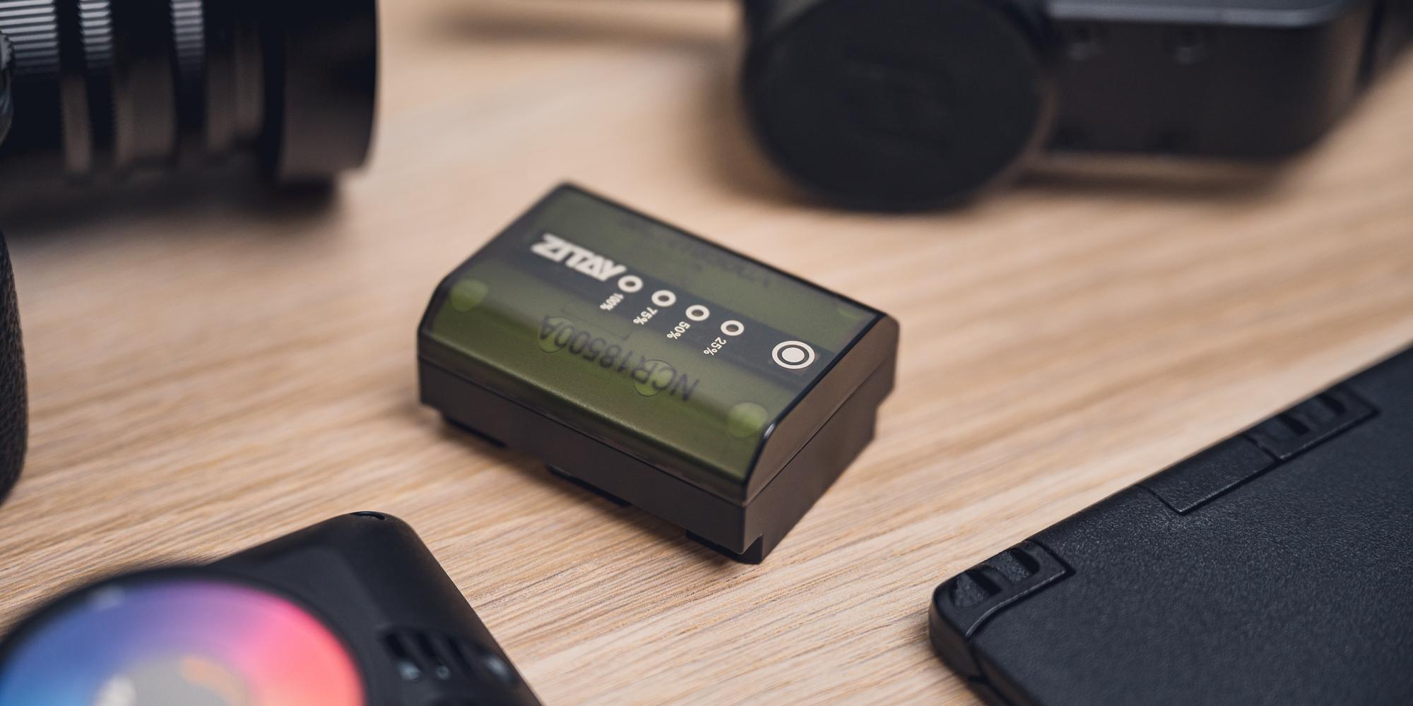 Akumulator Zitay zamiennik NP-FZ100 - Długi czas pracy z aparatem