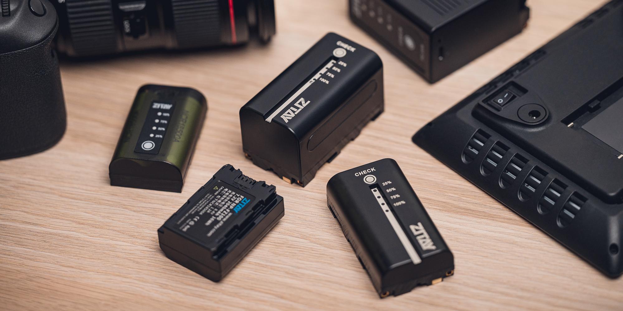 Akumulator Zitay zamiennik NP-FZ100 - Unikalny wygląd